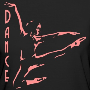 Dance T-Shirts - Frauen Bio-T-Shirt