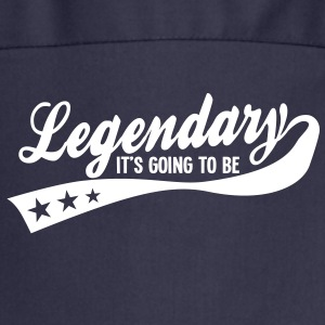 it's going to be legendary 1c retro  Aprons - Cooking Apron