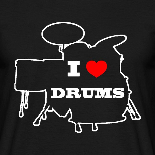 I love drums