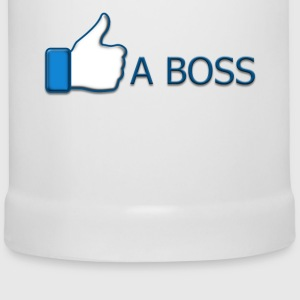 Like a boss Bottles & Mugs - Beer Mug