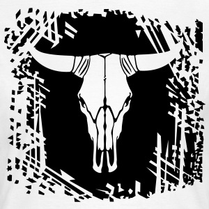 Cow skull T-Shirts - Women's T-Shirt