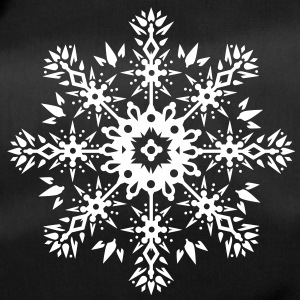 Snowflake Ornament Design Bags  - Duffel Bag