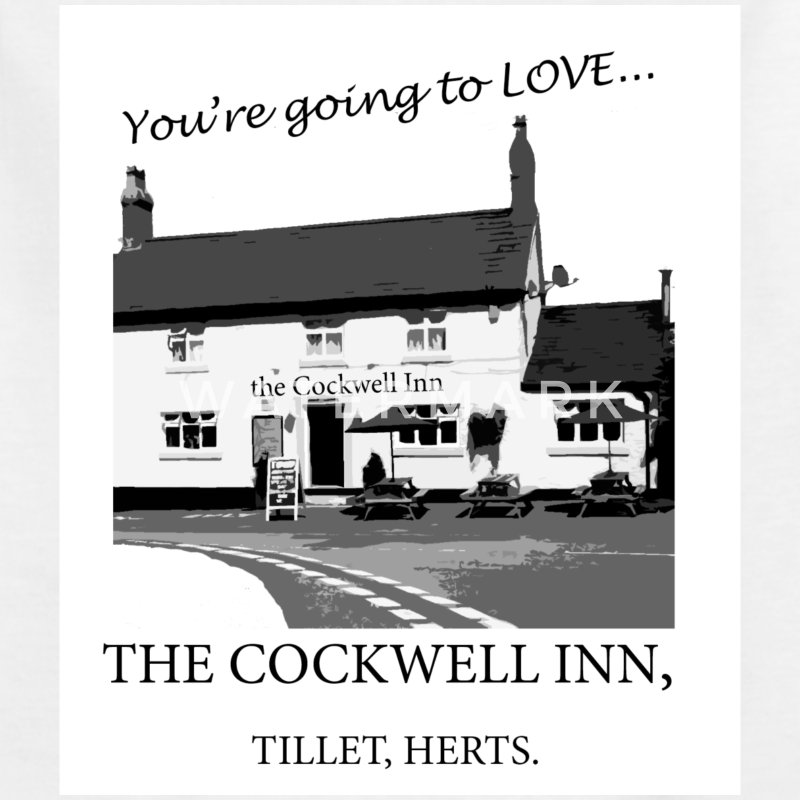 The Cockwell Inn - Kids' T-Shirt