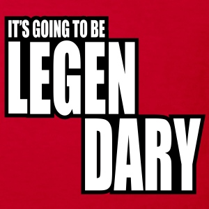 it's going to be legendary 2c T-Shirts - Kinder Bio-T-Shirt