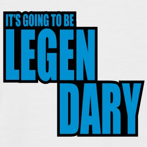 it's going to be legendary 2c T-shirt - Maglia da baseball a manica corta da uomo
