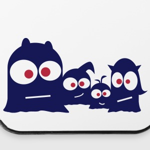Monster Family  - iPhone 4/4s Hard Case