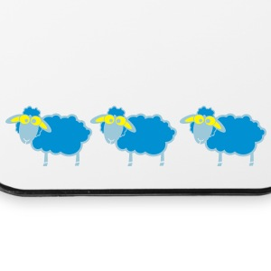 Black Sheep  - Custodia rigida per iPhone 4/4s