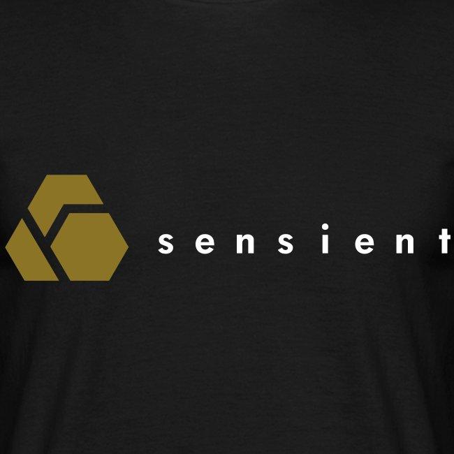 Sensient Tee (white text)