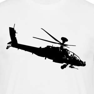 Apache Attack - T-shirt Homme