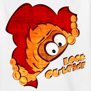 Firestarter look outside  Shirts - Kids' T-Shirt