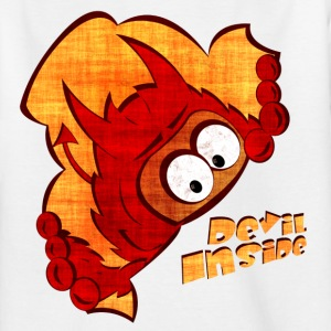 Devil Inside Tee shirts - T-shirt Enfant