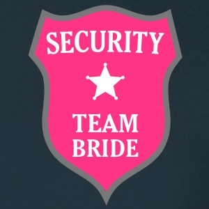 Security Team Bride. * Hen stag night out crew T-shirts - T-shirt dam