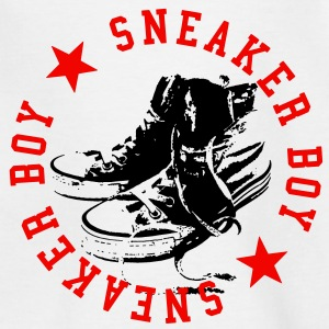 Sneaker Boy Shirts - Teenage T-shirt
