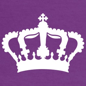 royal_crown - T-shirt contraste Femme