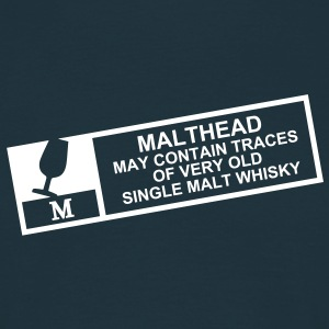 Malthead Warning T-Shirts - Men's T-Shirt
