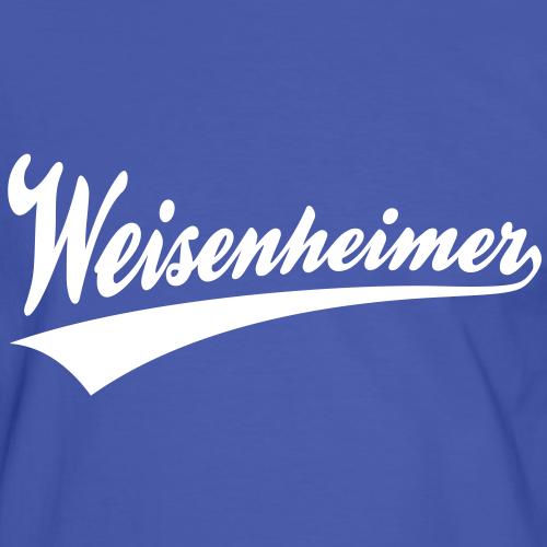 Geek Pride: Weisenheimer