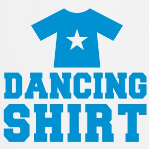 dancing shirt dancer shirts with a star  Aprons - Cooking Apron