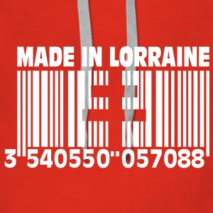 Made in Lorraine II Sweat-shirts - Sweat-shirt à capuche Premium pour femmes
