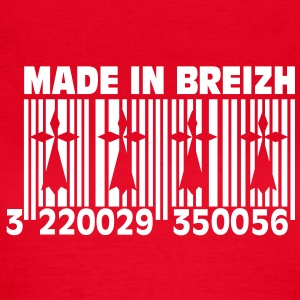Made in Breizh Tee shirts - T-shirt Femme