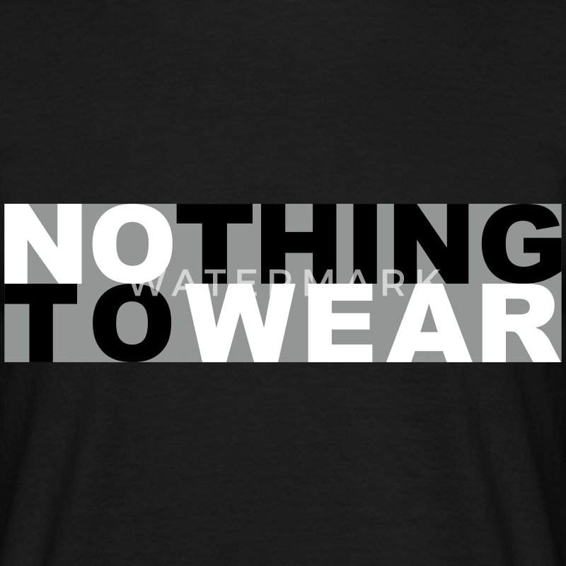 Nothing to wear Tee shirts - T-shirt Homme