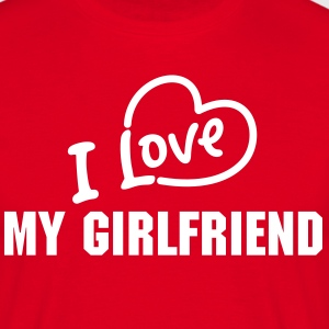 i heart love T-Shirts - Men's T-Shirt