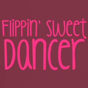 flippin sweet dancer funky retro cute!  Aprons - Cooking Apron