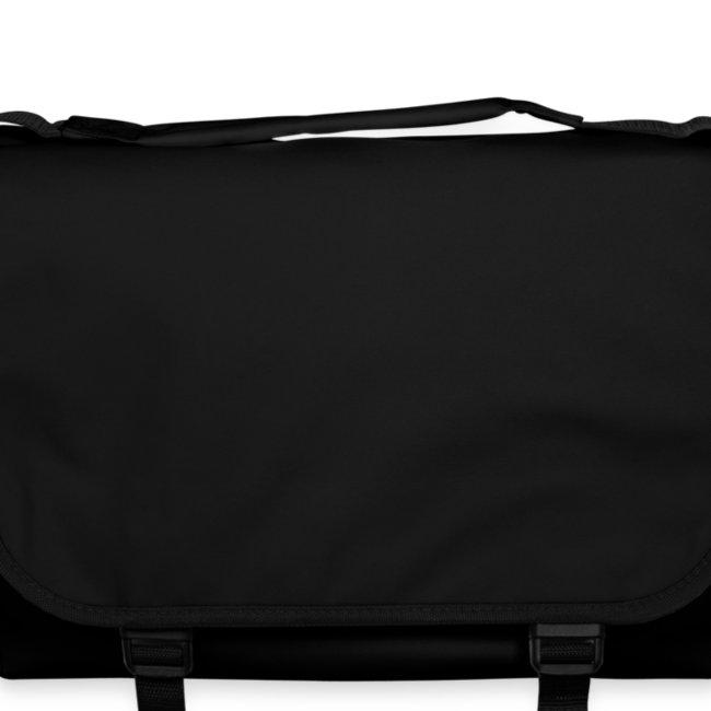 schwarze tasche ohne schnick schnack