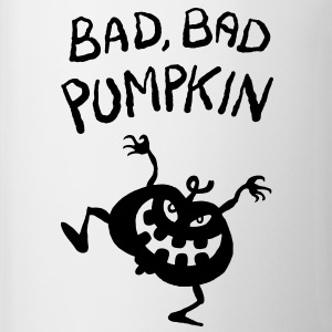 Bad, bad Pumpkin!  - Mug