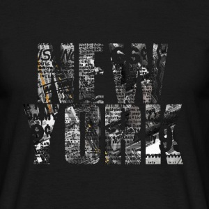 New york.png Tee shirts - T-shirt Homme