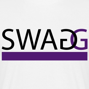 Swagg (In every colour possible) T-shirts - T-shirt herr