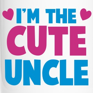 I'm the cute uncle! Bottles & Mugs - Travel Mug