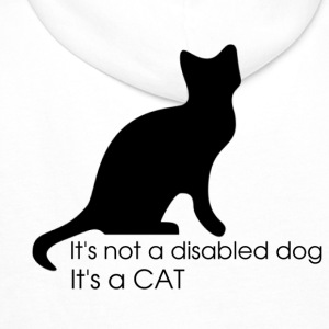 not a disabled dog - Männer Premium Hoodie