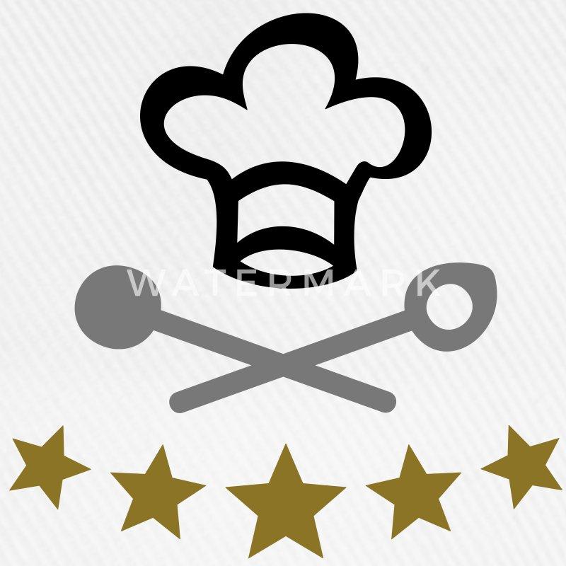 Casquette pirate toque chef hat 5 toiles cuisinier for Cuisinier 32 etoiles