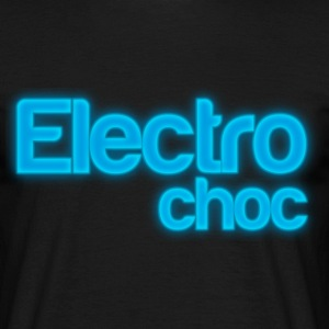 electro choc Tee shirts - T-shirt Homme
