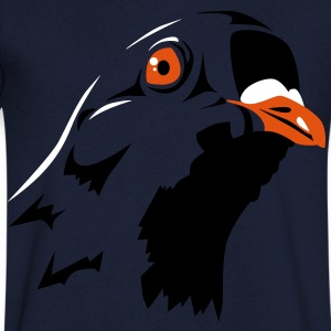 Pigeon T-Shirts - Men's V-Neck T-Shirt