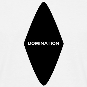 Domination T-Shirts - Männer T-Shirt