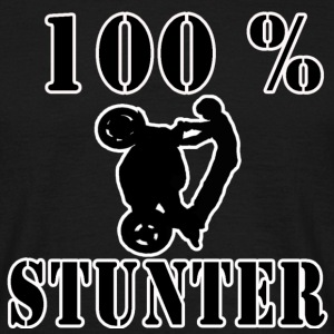 100% stunter - T-shirt Homme