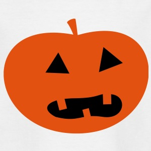 Halloween Pumpkin Skjorter - T-skjorte for barn