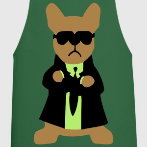 Bodyguard French Bulldog  Aprons - Cooking Apron