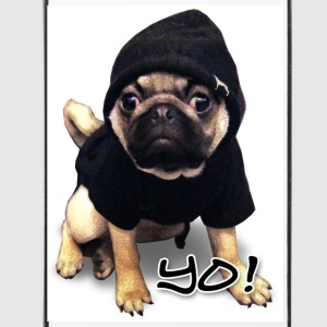 YO! Mops Phone Case  - iPhone 4/4s Hard Case