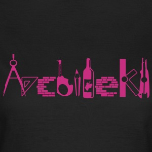 Architekt T-Shirts - Frauen T-Shirt