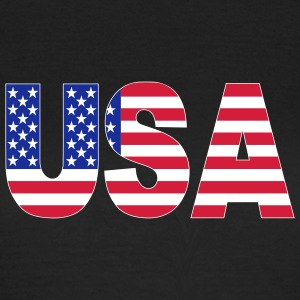 USA  T-Shirts - Frauen T-Shirt