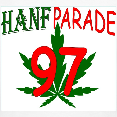 Hanfparade 1997 T-Shirt (Version 2012)
