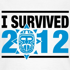 survived2012 T-Shirts - Women's T-Shirt