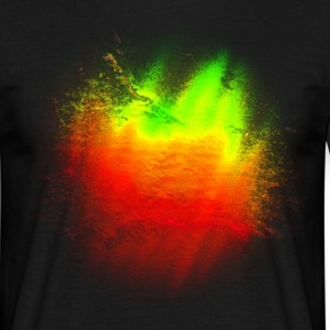 artistic paint - Men's T-Shirt