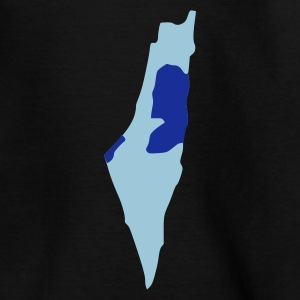 Black Israel - Palestine Kid's Shirts  - Teenage T-shirt