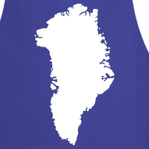 Royal blue Greenland  Aprons - Cooking Apron
