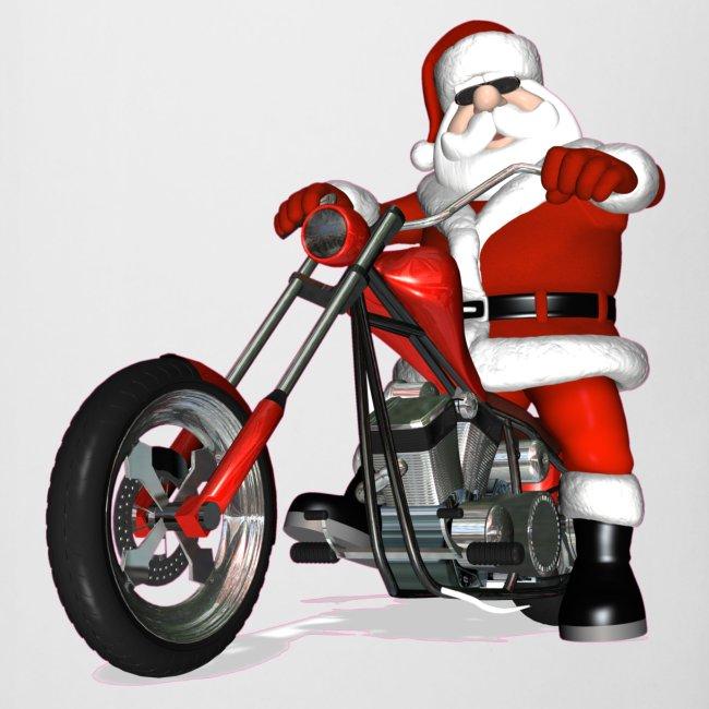 Beer Mug - Santa