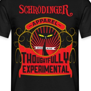 Schrödinger Apparel T-Shirts - Men's T-Shirt