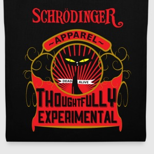Schrödinger Apparel Bags  - Tote Bag